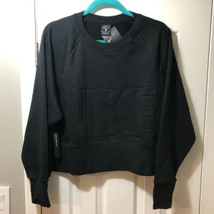 NWT NIKE versa sweatshirt